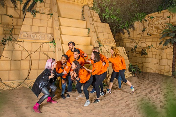 Crystal Maze London for Two