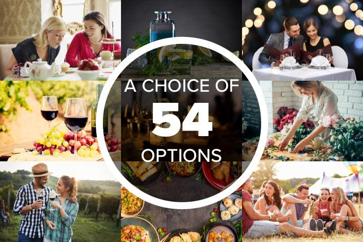 Mega Choice for Food and Drink - Experience Day Voucher