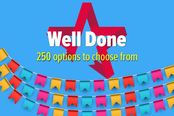 Well Done - Experience Day Voucher