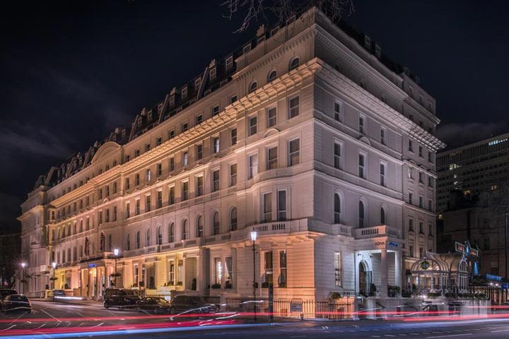 London Overnight Stay & Attraction for Two