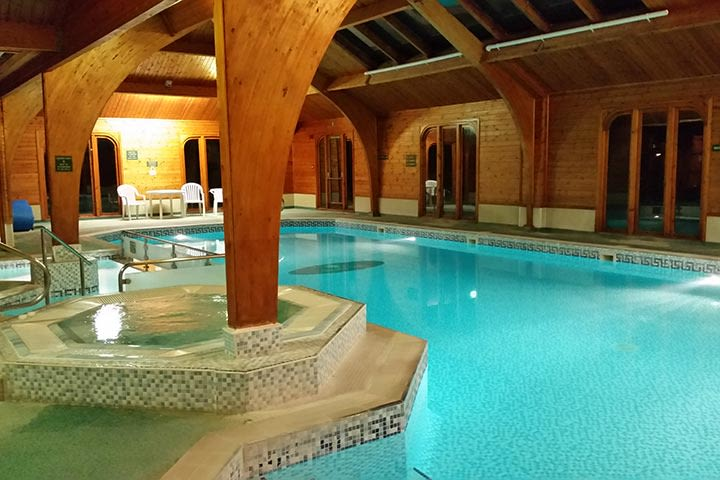 Choice of 25 Minute Treatment for Two at Haughton Hall Hotel