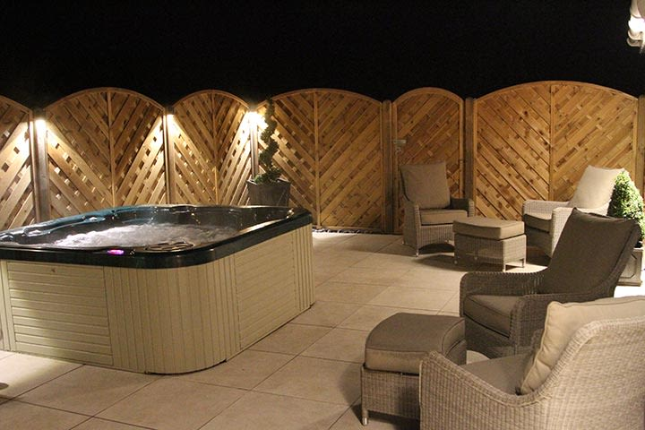 30 Minute Treatment with Champagne for Two at Hintlesham Hall