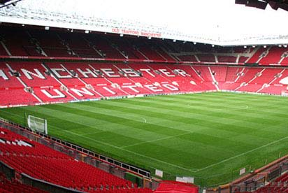 Family of 4 Tour of Old Trafford