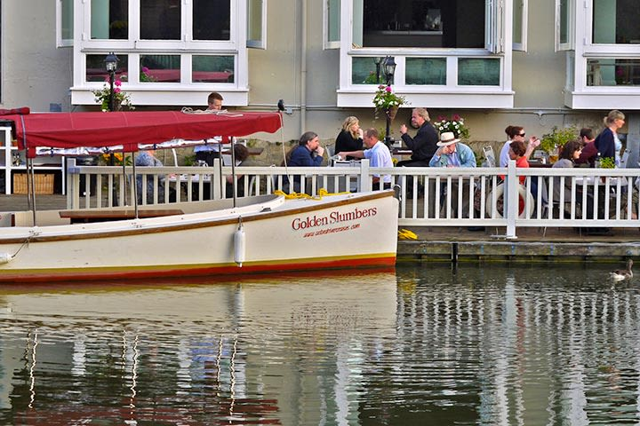 Oxford Afternoon Tea River Cruise for Two