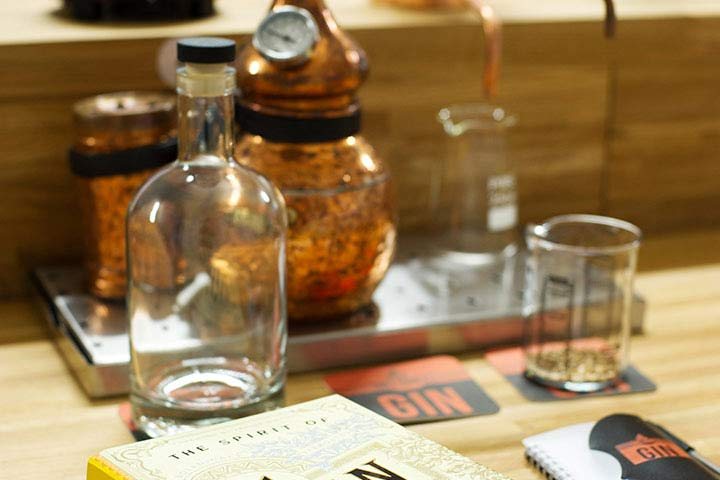 The Nelson's Gin School Experience