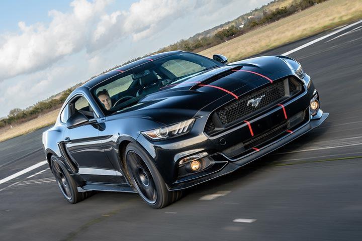 Roush Mustang GT Blast