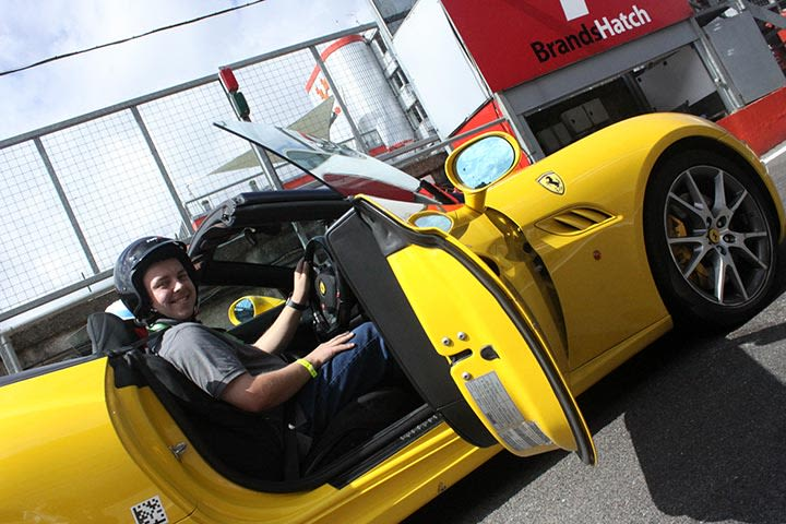 Supercar Thrill at Brands Hatch - On Track Driving Adventure 2020