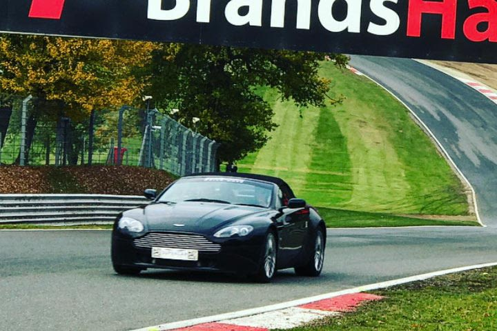 Supercar Thrill at Brands Hatch