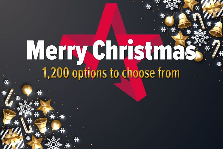 Merry Christmas - Experience Day Voucher