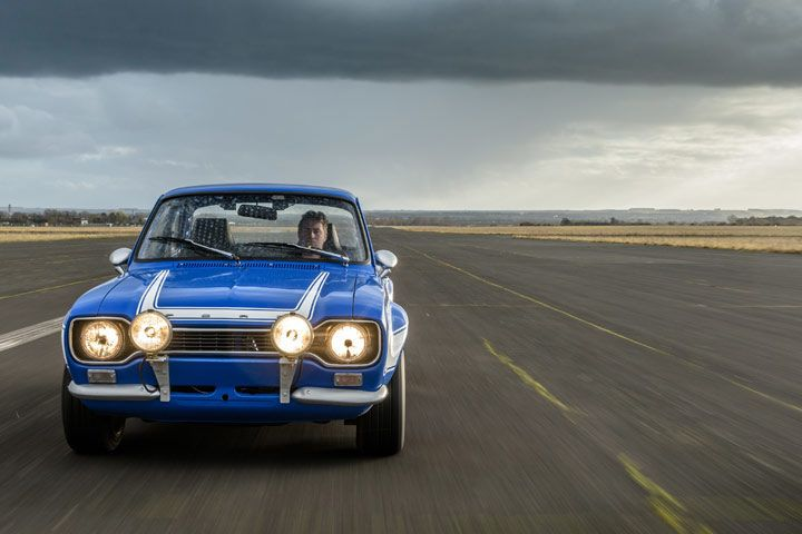 Ford Escort Mk1 Driving Experience