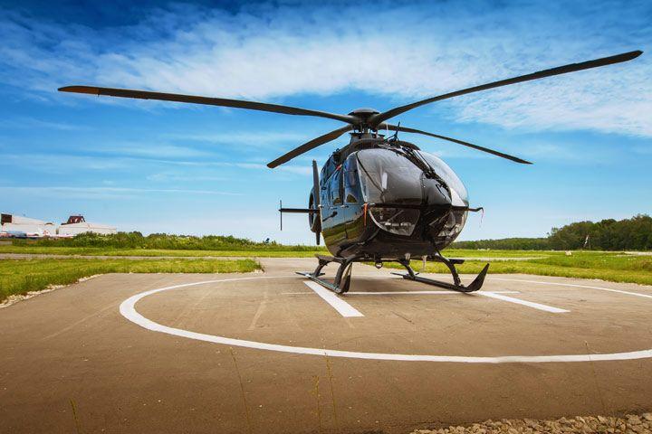 Helicopter Stadium Tour