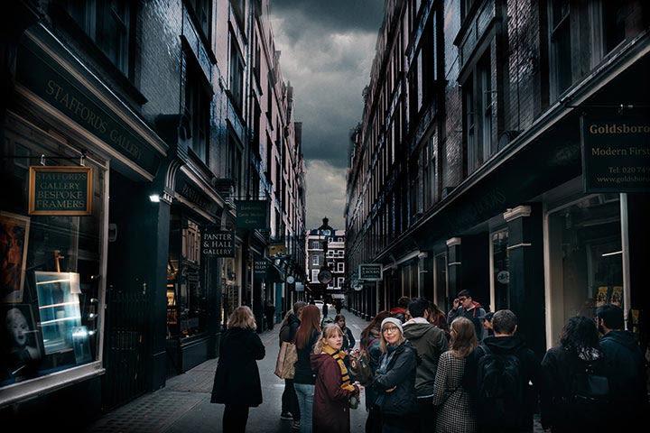 Harry Potter Walking Tour for Four