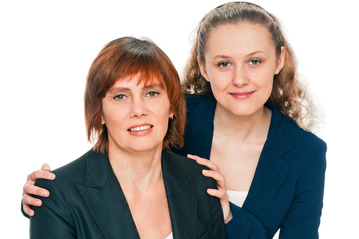 Mother and Daughter Makeover and Photoshoot