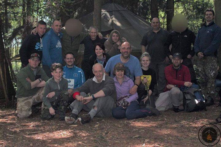 Bushcraft Experience with Wild Survivor