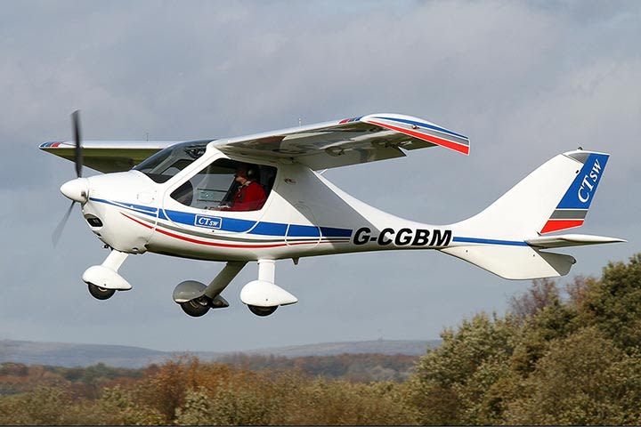 30 Minute Flying Lesson