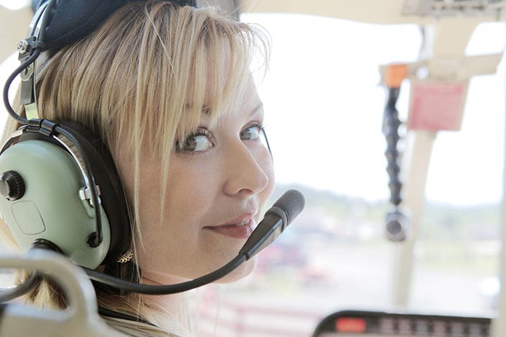 60 Minute Flying Lesson