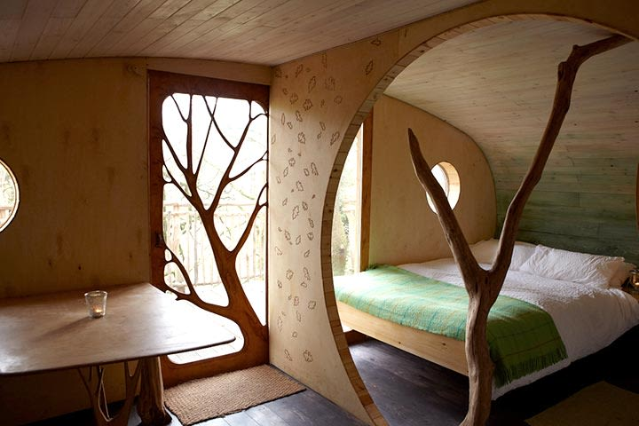 Two Night Family Tree House Escape
