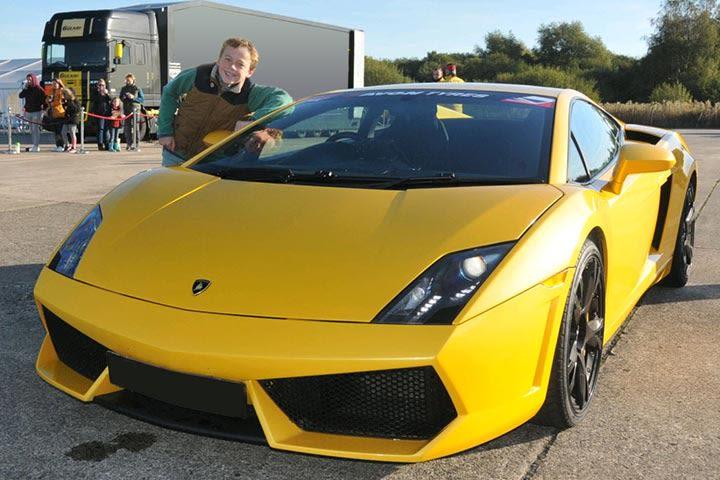 Junior Lamborghini Thrill