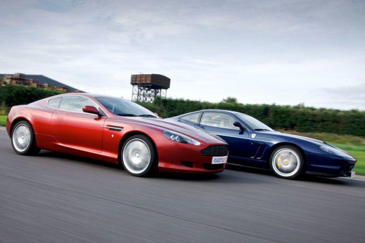 Aston Martin, Ferrari & Lamborghini - On Track Driving Adventure 2020