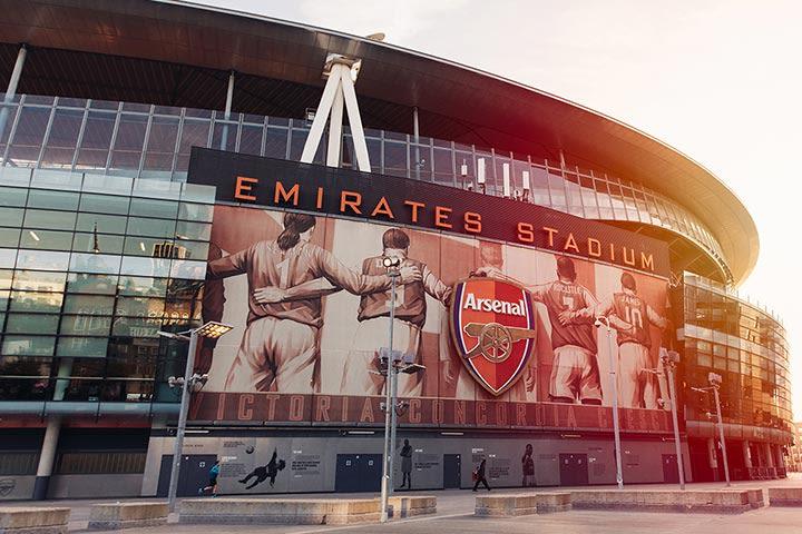 Emirates Stadium Tour for 2 Adults