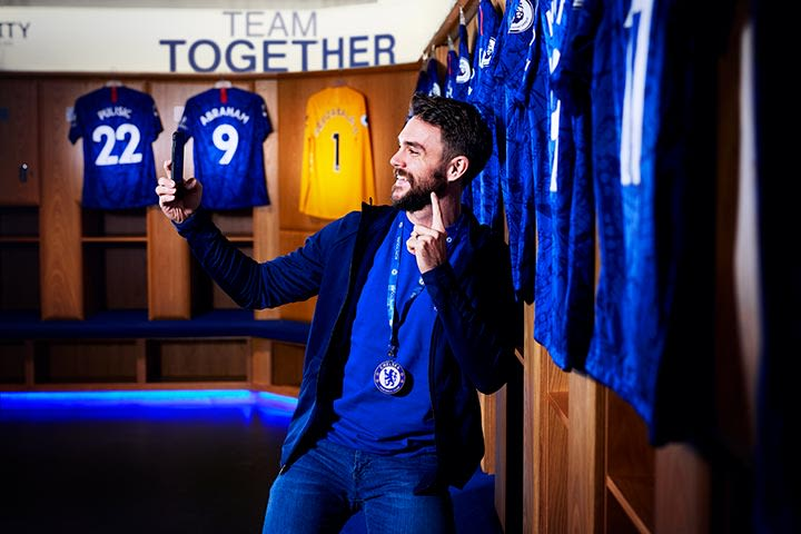 Adult Tour of Chelsea FC for Two