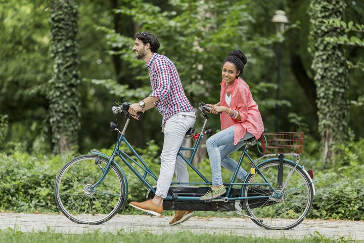 Tandem Bike Hire for Two