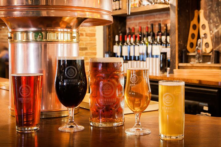 Brewer for a Day at Brewhouse and Kitchen