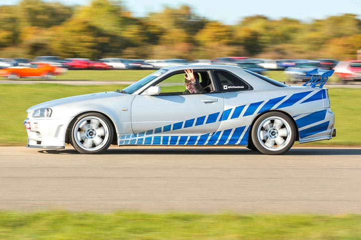 Double Supercar Junior Driving Experience