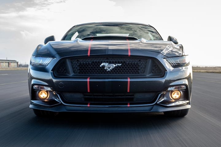 Ford Mustang Blast