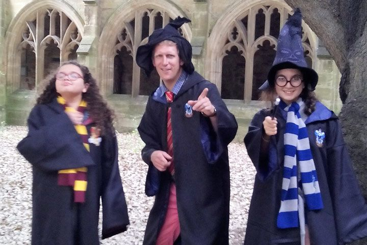 Harry Potter in Oxford Walking Tour for Two