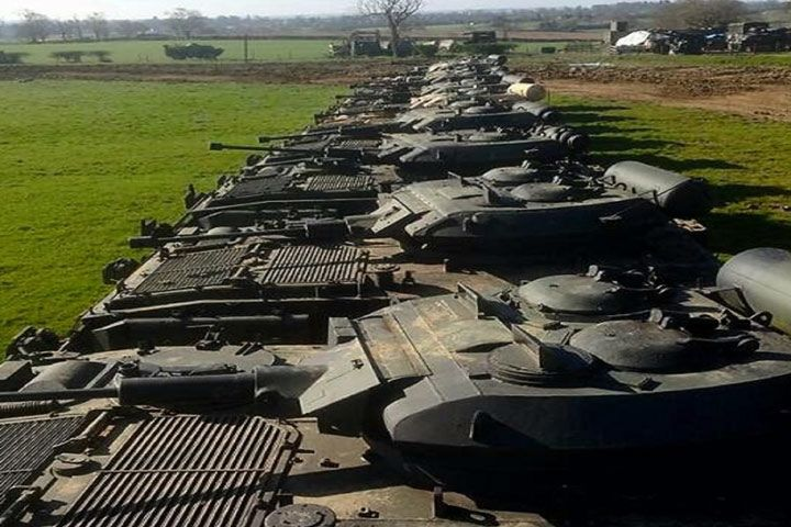 Tank Driving Taster and Museum Passes