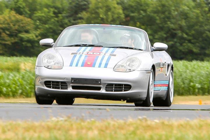 Triple Supercar Junior Driving Experience