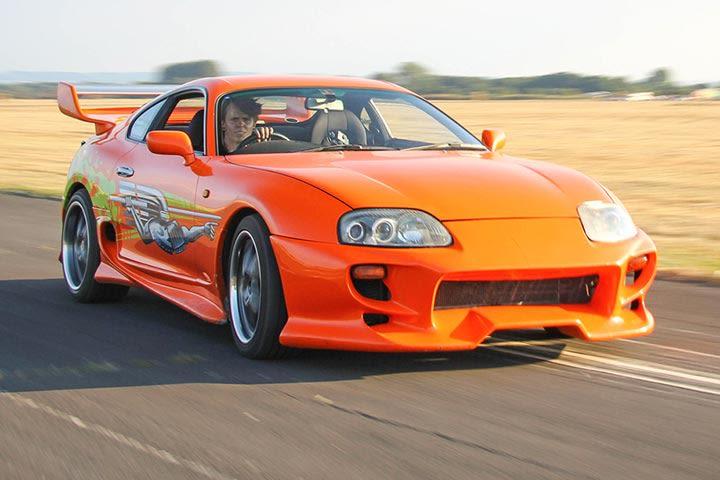 Toyota Supra Blast