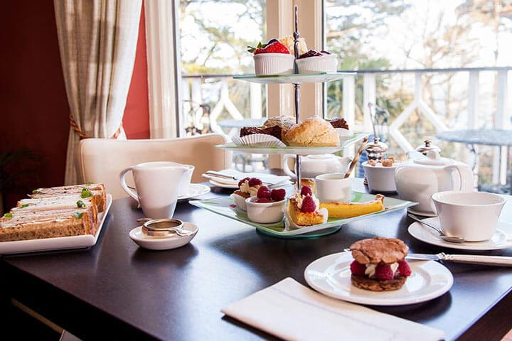 Afternoon Tea for Two Gift Experience