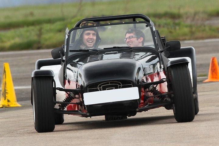 Caterham Thrill