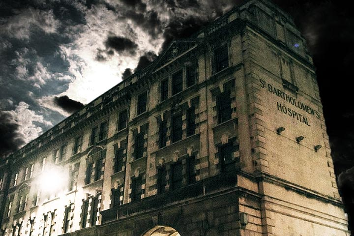 Paranormal Activity Tour for Two
