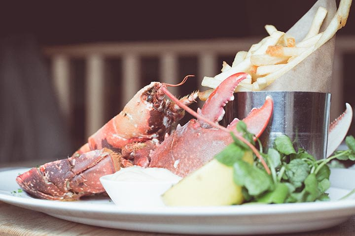 Special Occasions at Loch Fyne