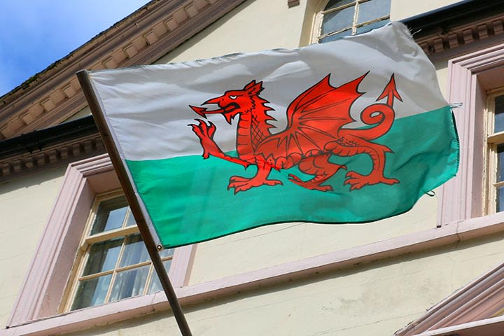 One Night Welsh Escape for Two