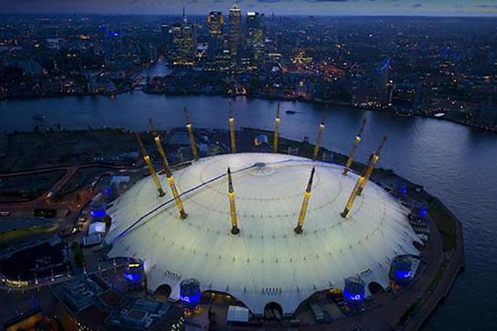 One Night Stay & Up at the O2