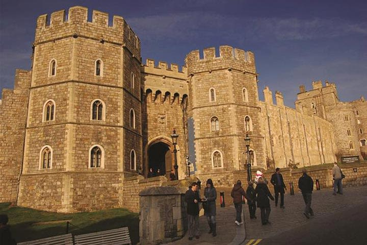 London overnight stay with Simply Windsor Castle Afternoon Tour