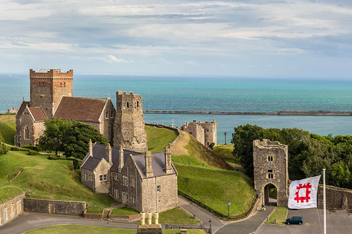 English Heritage Adult Membership for Two