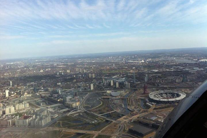 Glimpse of London Skyline Tour
