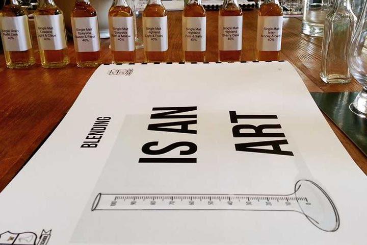 Whisky Blending Workshop for Two