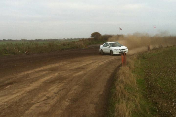 20 Lap Rally Experience