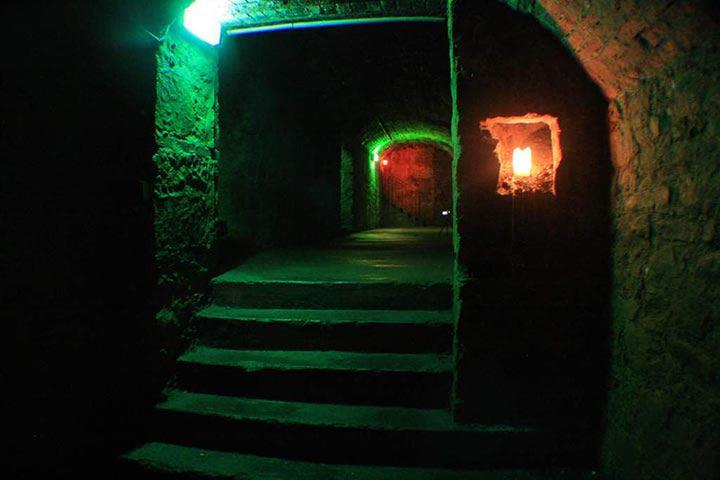 Underground Tour for Four