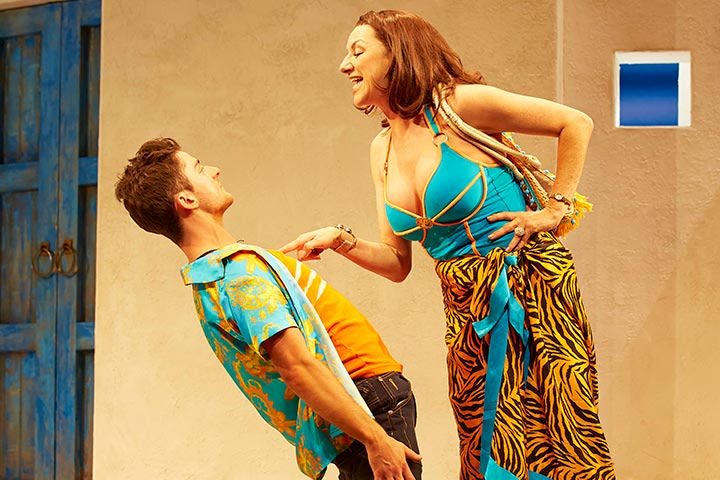 Top Price Tickets to Mamma Mia! and a Meal for Two