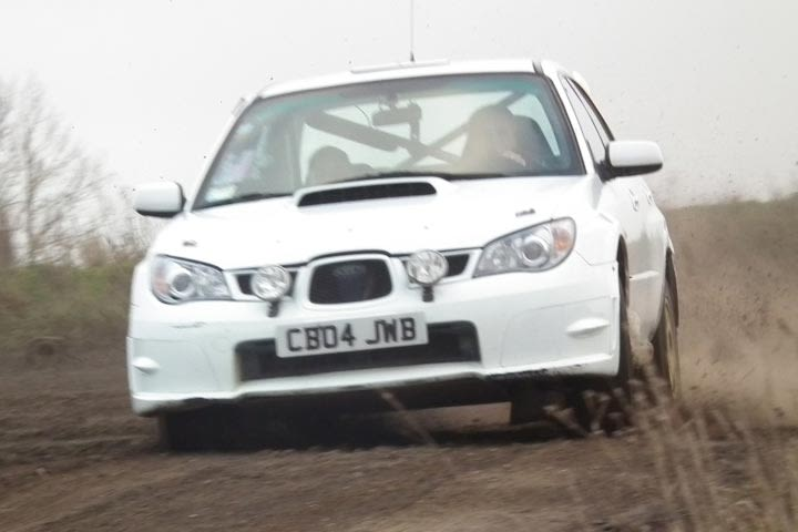25 Lap Rally Experience