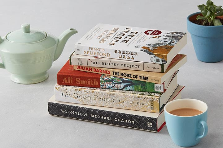12 Month Willoughby Book Club Subscription