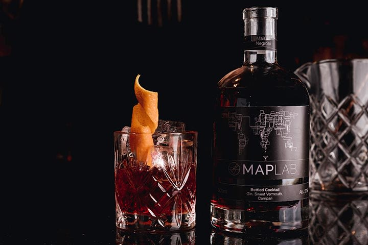 MAP Maison Virtual Gin Masterclass for Two