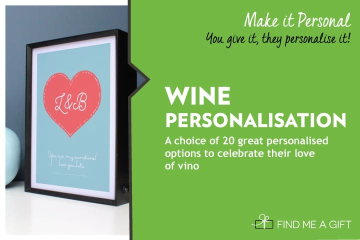 Wine Personalisation